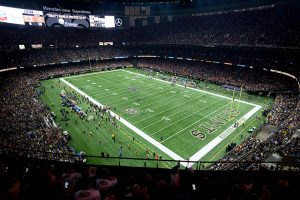Mercedes Benz Superdome – Home of the New Orleans Saints