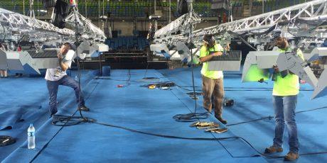 Rio Games Install