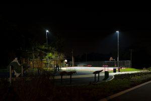 Trojan Park – 2016 NRPA Parks Build Community