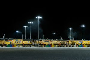 Santa Teresa Rail Yard
