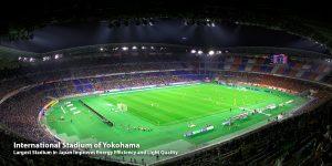 International Stadium Yokohama (Nissan Stadium)