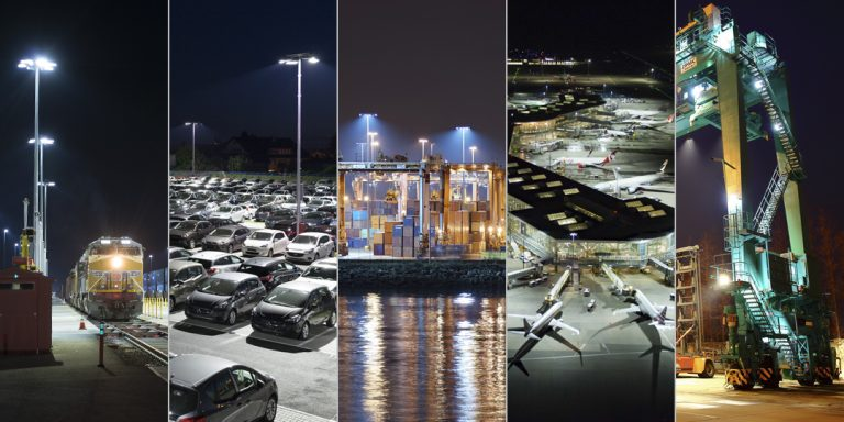 Transportation & Infrastructure Lighting Solutions