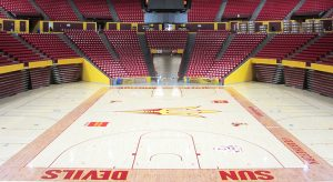 Arizona State University – Wells Fargo Arena