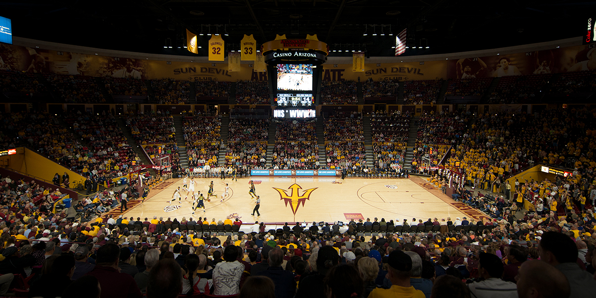 Arizona State University – Wells Fargo Arena
