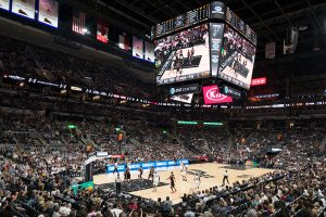 AT&T Center — Home of the San Antonio Spurs