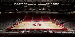 University of South Dakota - Sanford Coyote Sports Center