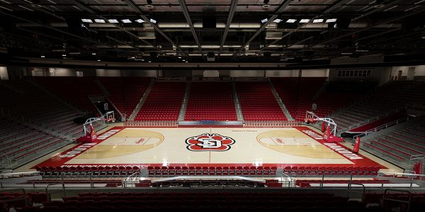 University of South Dakota - Sanford Coyote Sports Center