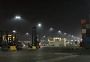DP World Jebel Ali Port Terminal 1