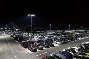 Frankenbach Vehicle Logistics Center