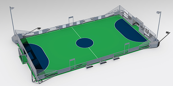 Mini-Pitch System™