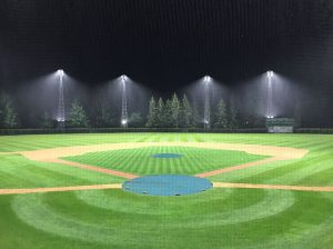 Delano Baseball Field