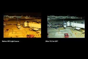 San Diego International Airport - Before & After