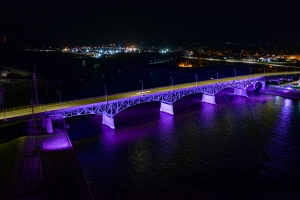 Ottumwa Jefferson Street Viaduct