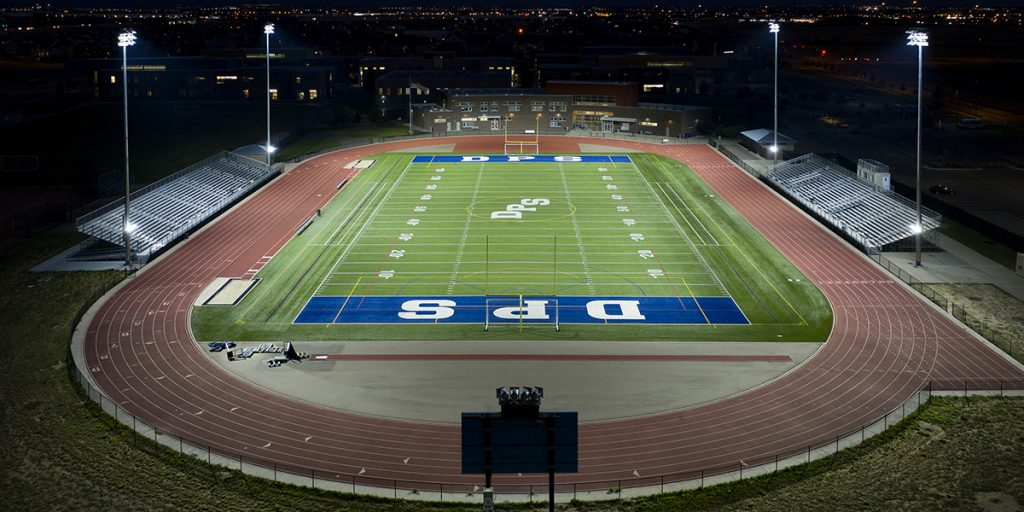 Evie Garrett Dennis Campus Field - Denver Public Schools