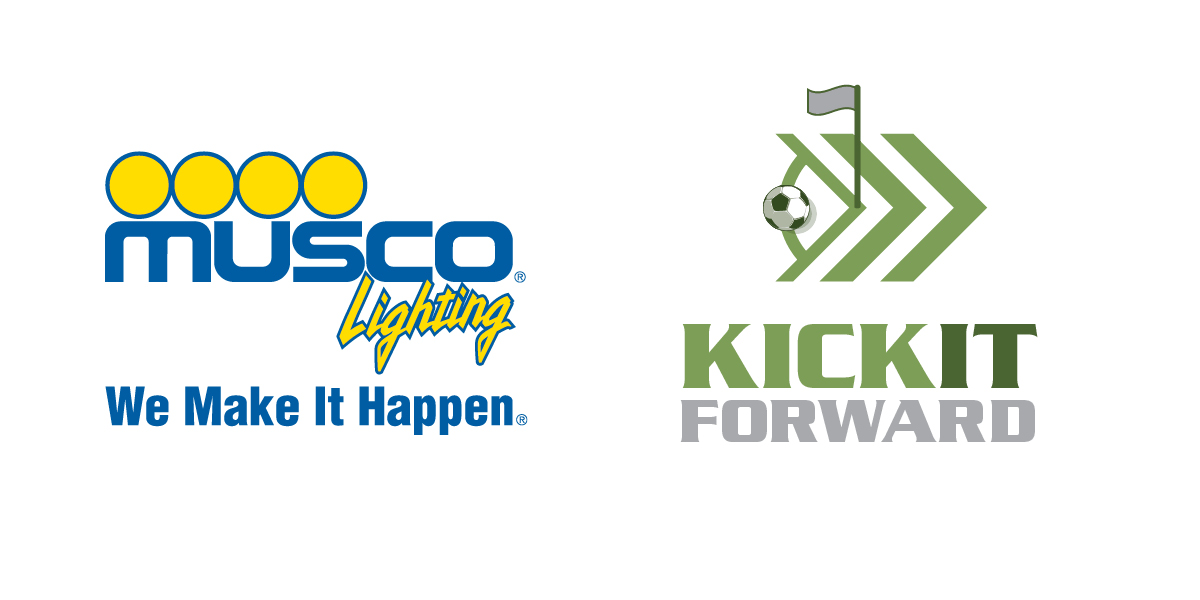Kick It Forward and Musco Lighting