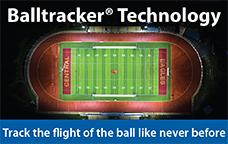 Superior Playability with BallTracker™ Technology