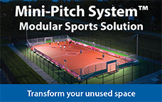 Mini-Pitch System™ Modular Sports Solution