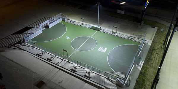 Oskaloosa Mini-Pitch System™