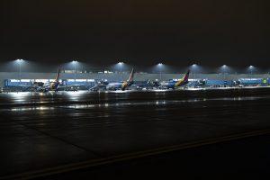 Detroit Metropolitan Wayne County Flughafen