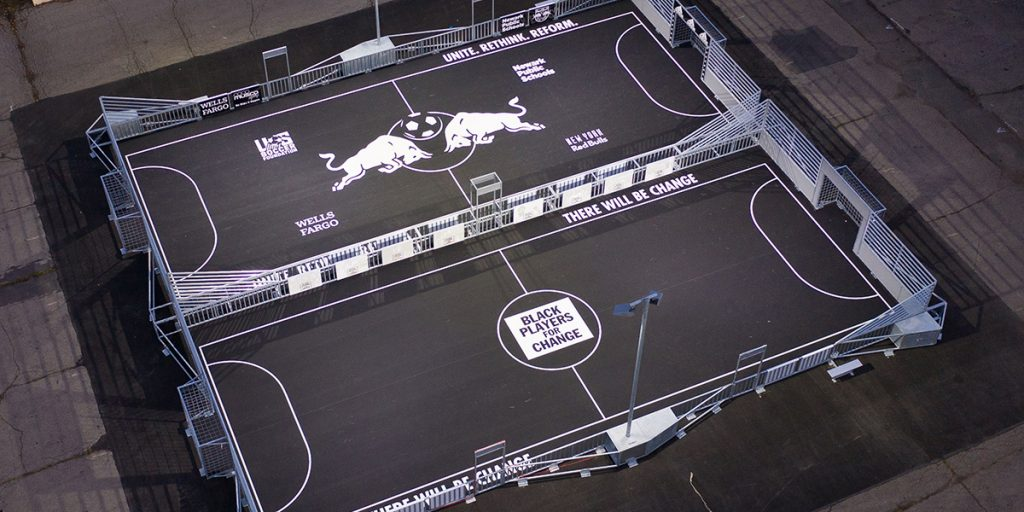 Black Players For Change Mini-Pitch System™