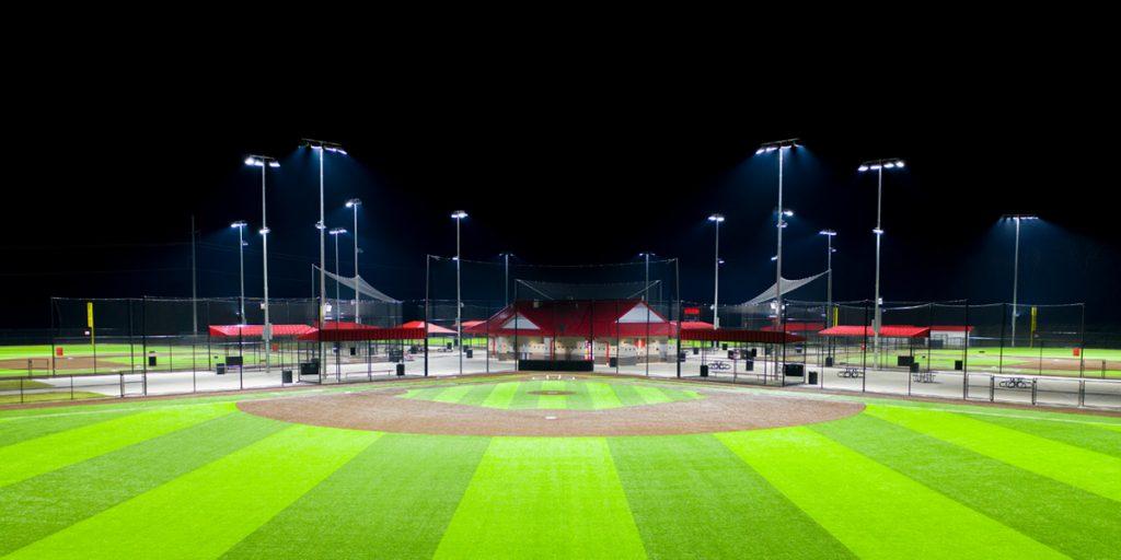 Cedar Stone Park baseball field