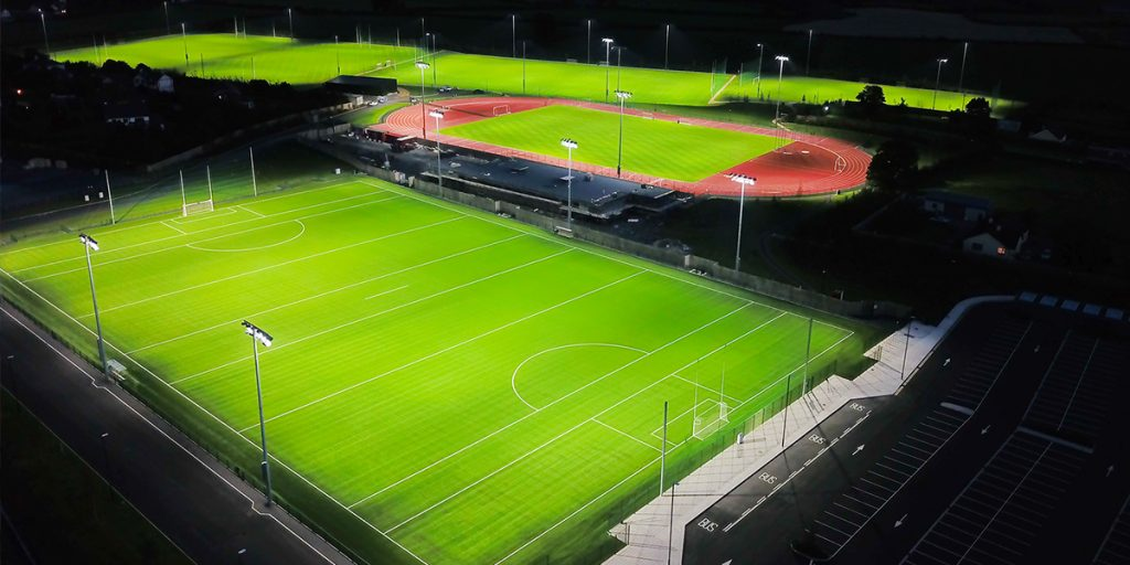 Institute of Technology Carlow soccer, rugby and track fields