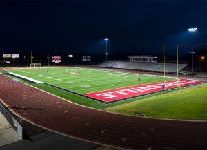 Metheny Field at Whitson Morgan Stadium