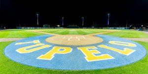 Tupelo High School Baseball Field