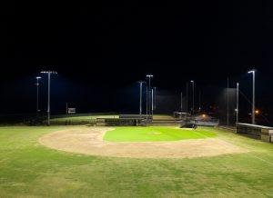 Eustace High School Baseball Field