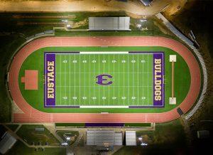Eustace High School Football Field