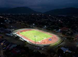 Jamaica College Track and Soccer Field