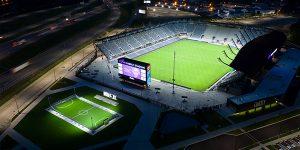 Louisville City Football Club's Lynn Family Stadium project