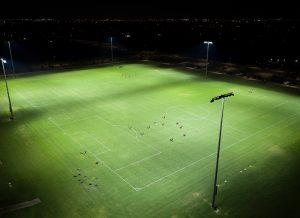Mansel Carter Oasis Park Soccer Field