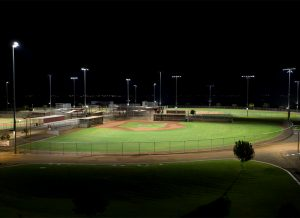 Mansel Carter Oasis Park Baseball/Softball Field