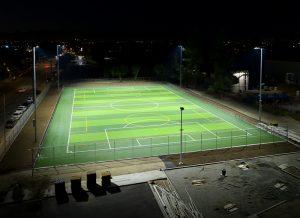 Whitsett Recreation Center