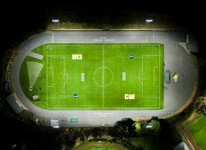 Concordia University Soccer Field