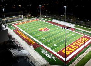 Northern State University Football Field