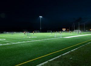 University of Jamestown Practice Facility